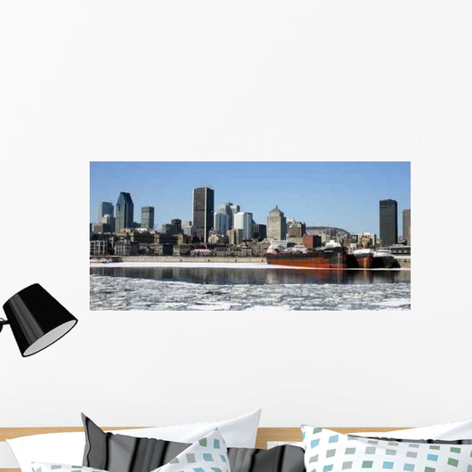 Montreal Wall Decal Design 2