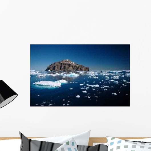Antarctic Sound Wall Decal