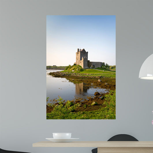 16th Century Dunguaire Castle Wall Decal