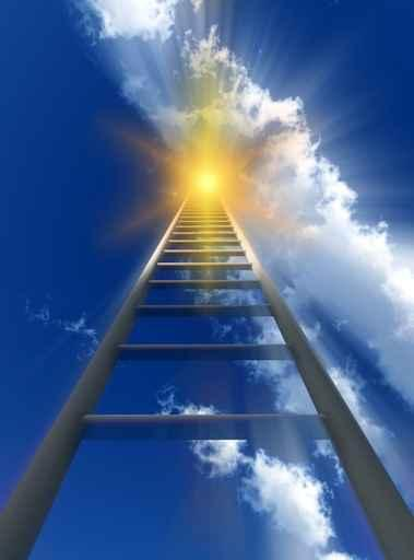 Stairway to Heaven 56 Wall Decal Design 1