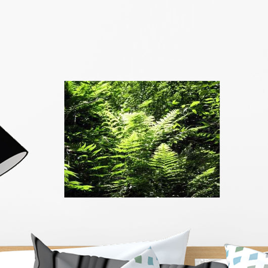 Jungle 1 Wall Decal