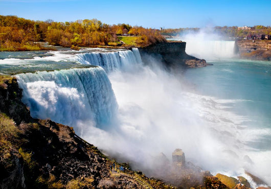 American side of Niagara Falls Wall Mural