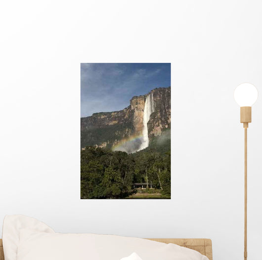 Angel Falls Canaima National Wall Decal