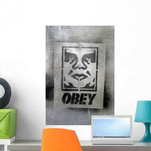 Obey - Graffitistreet Art Wall Mural