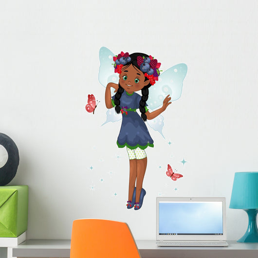 Fairy berries Wall Decal