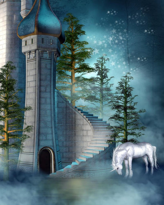 Fairy Castle Tower with