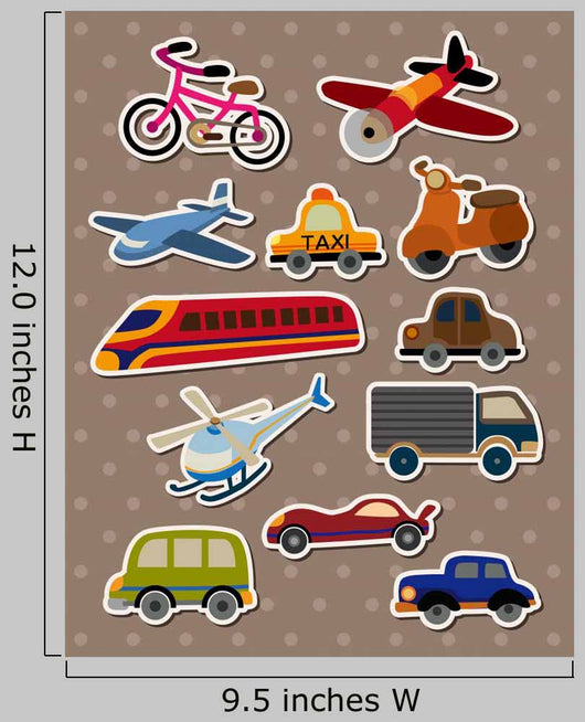 Transport Stickers