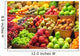 Fruit market Wall Mural