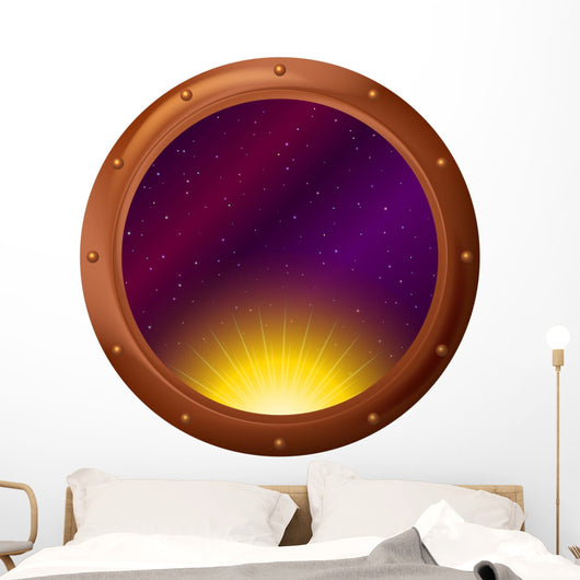 Sun and Space Window