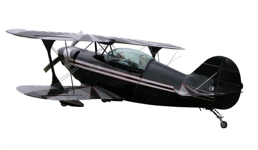 Pitts Special Biplane Wall Decal