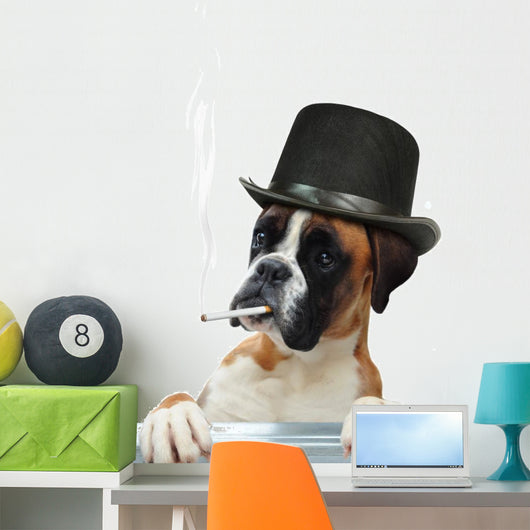Boxer 294 Wall Decal