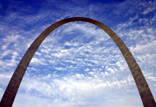 St Louis Arch Wall Mural