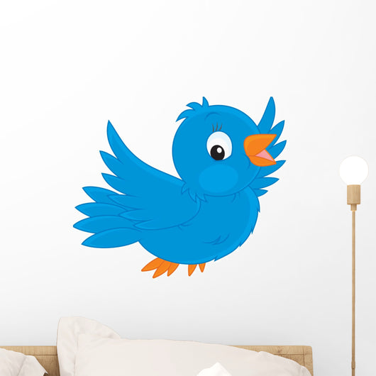 Sparrow Wall Decal