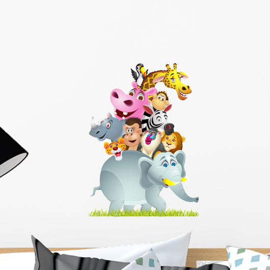Animal Wall Decal