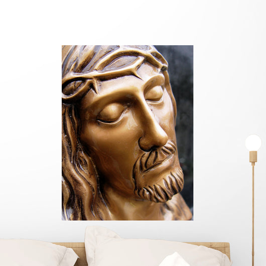 face of Jesus Wall Mural