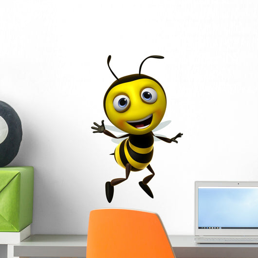 bee Wall Decal