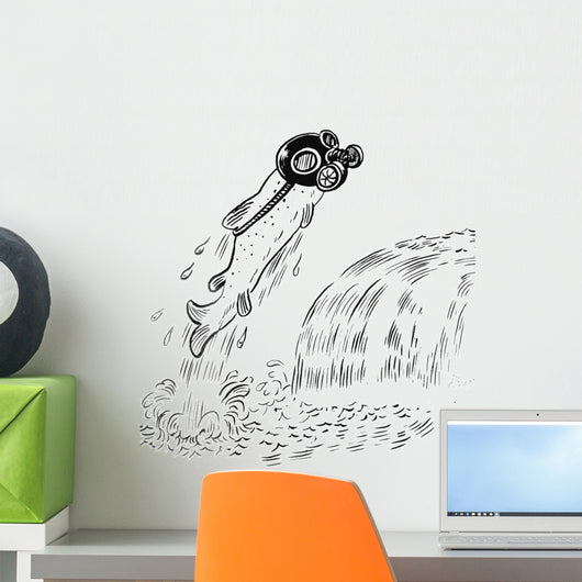 Comic Wall Decal