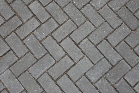 New Block Paving Herringbone