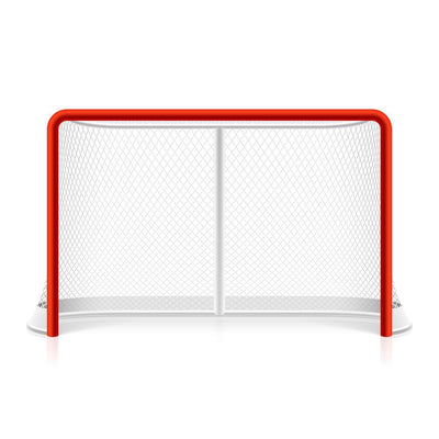 Ice Hockey Net Wall Decal