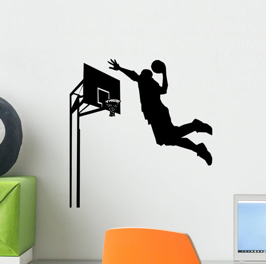 Basketball Wall Decal