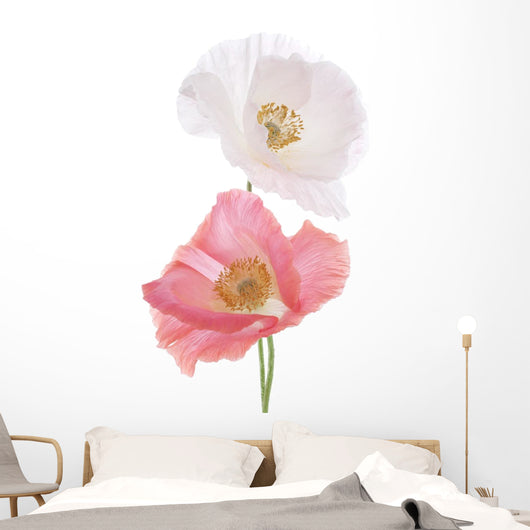 Poppy Wall Decal