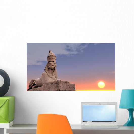 Sphinx Wall Decal