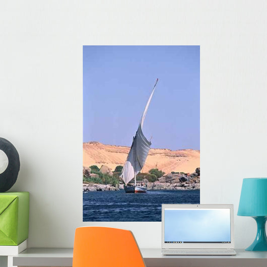 Felucca Wall Decal