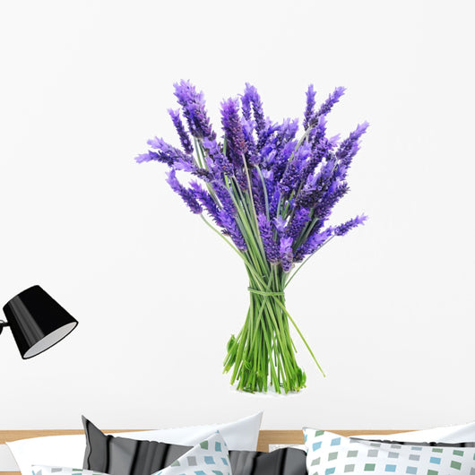 Bunch Lavender Wall Decal