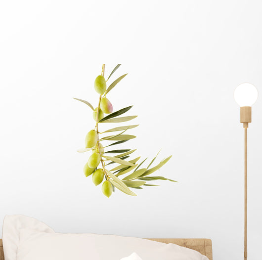 Olives Branch Wall Decal