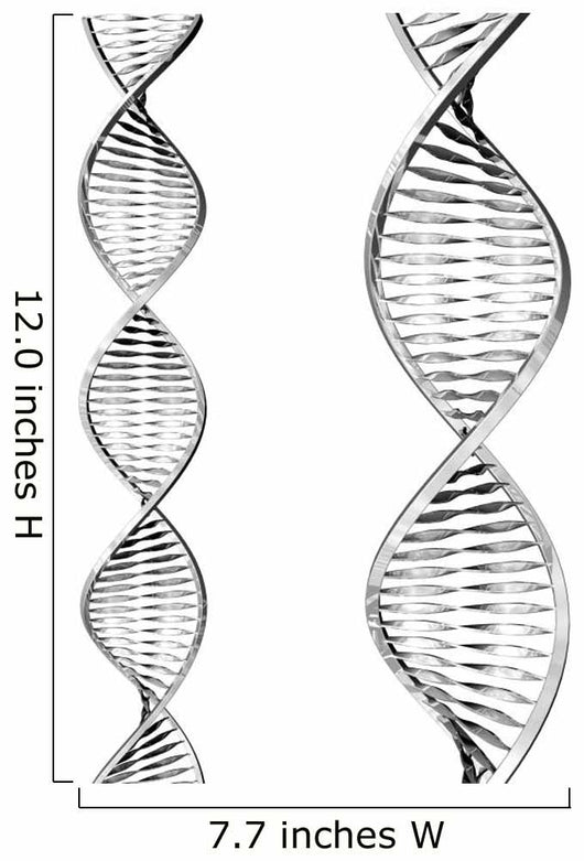 DNA And Strands Wall Decal