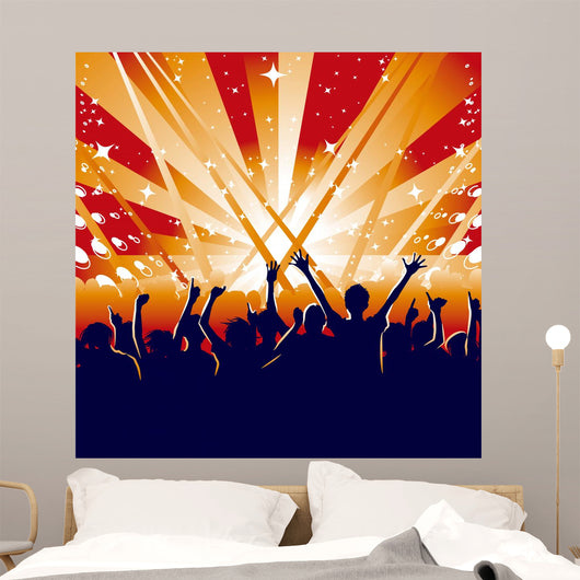 Live Wall Decal