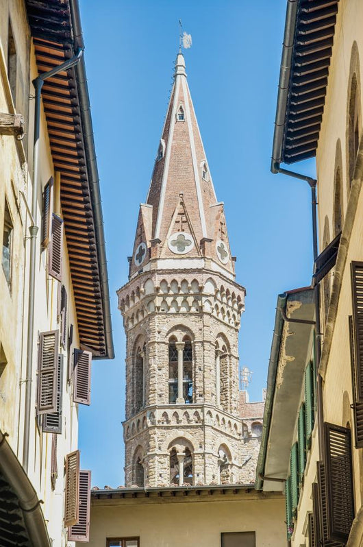 Abbey and Church Florence
