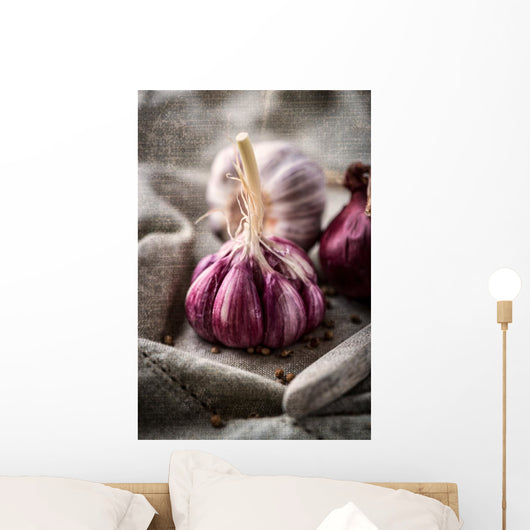 Garlic and Onion Image