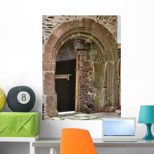 Arch Wall Mural