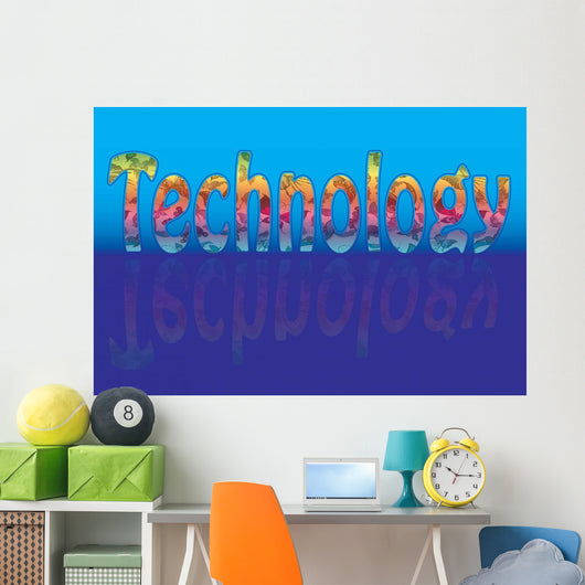 Technology Wall Decal