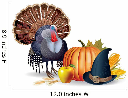 Thanksgiving Wall Decal