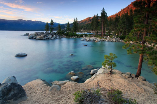 Dawn over Sand Harbor