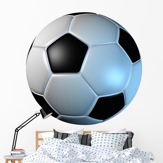 Soccer Wall Decal