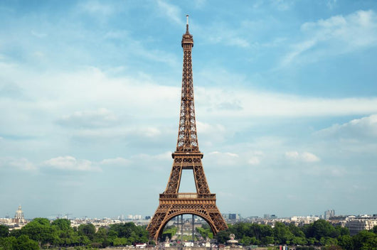 Eiffel Tower in Paris France Wall Mural