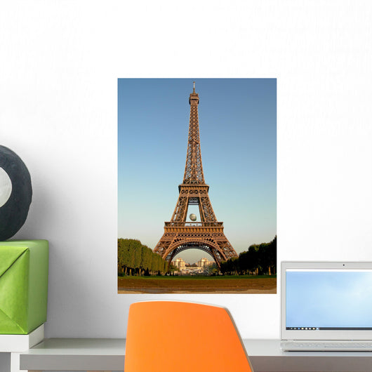 photo tour eiffel paris Wall Mural
