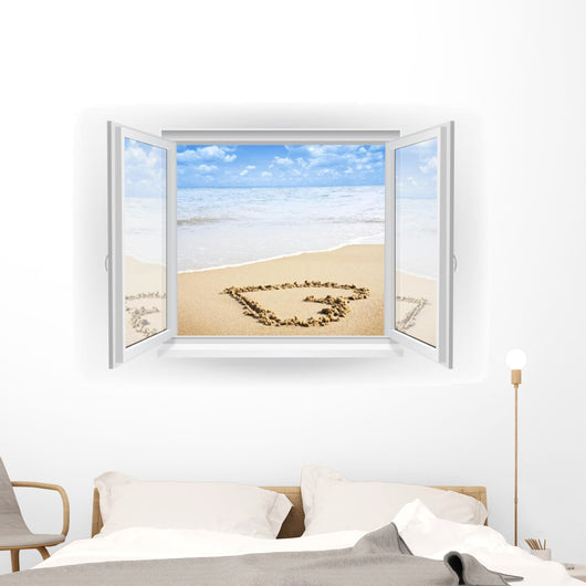 window Wall Decal