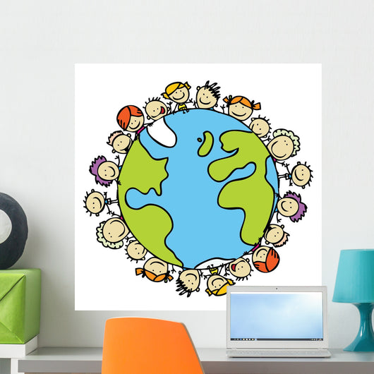 Kids around World Together
