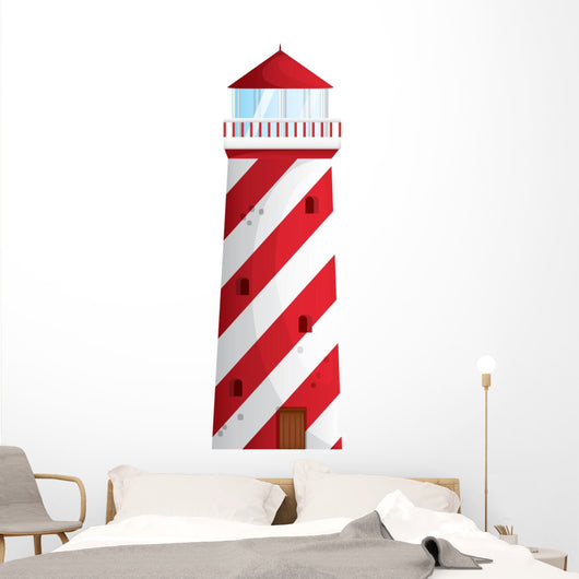 A Light House Wall Decal