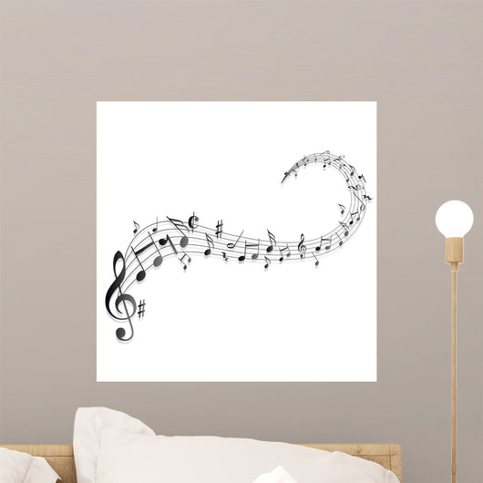 Clef Music Notes