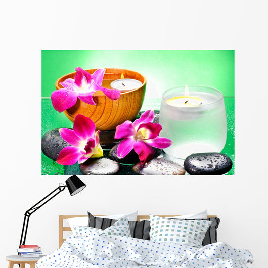 Image Spa Therapy Flowers