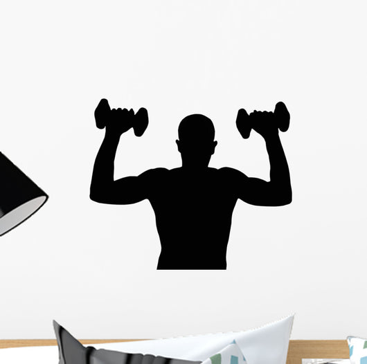 Fitness Wall Decal