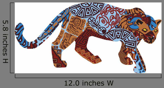 Jaguar Ethnic Pattern Indians