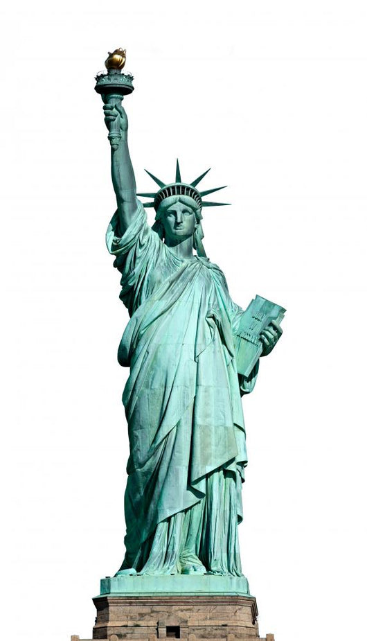 Statue Liberty New York Wall Decal