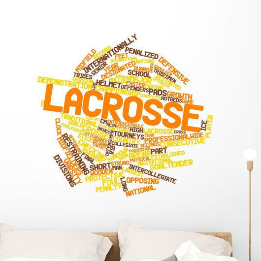 Word Cloud for Lacrosse