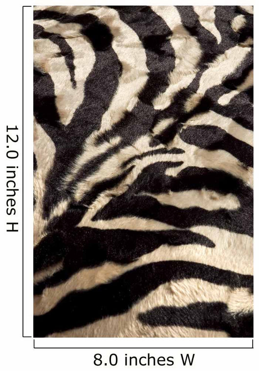 Zebra Background Wall Mural